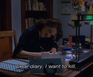 kill, quotes, and diary image
