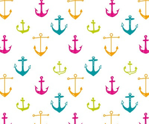 anchor, colors, and wallpaper image