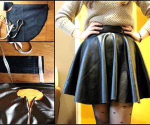 diy, nasty, and leather image