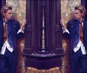 header, Jamie Campbell Bower, and mortal instruments image