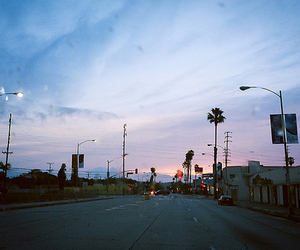 empty, road, and street image