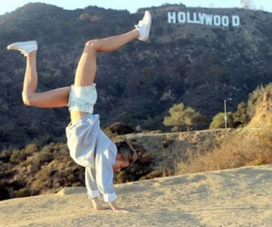 hollywood, girl, and summer image