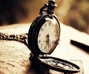 antique, clock, and deviantart image