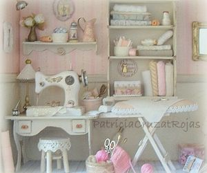 girly, pastel, and vintage image