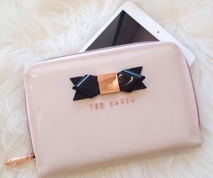 ted baker, pink, and bag image