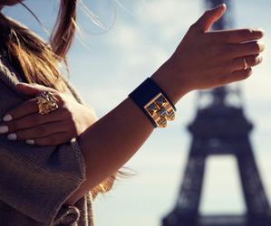 paris, fashion, and nails image