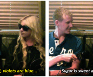 interview, sugar, and sweet image