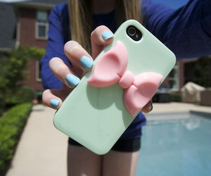 iphone, cute, and apple image