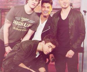 the wanted, nathan sykes, and max george image