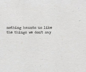quotes, haunt, and life image