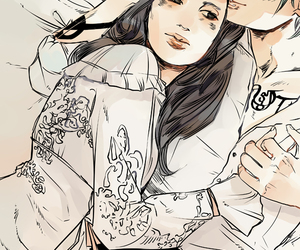 tessa, jem, and the infernal devices image