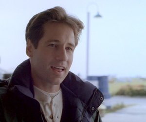 beautiful, mulder, and love image