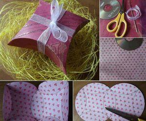 diy, box, and gift image