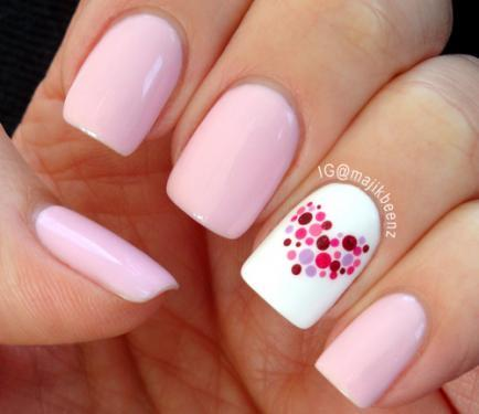 Nail Designs With Hearts Graham Reid