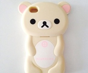 case, cute, and bear image