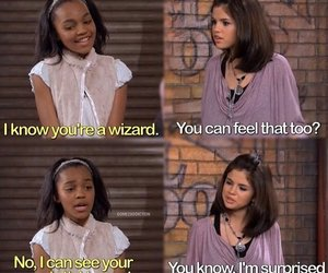 funny, selena gomez, and wizards of waverly place image