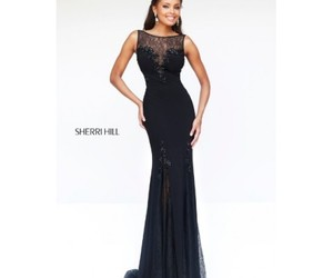 prom dresses, sherri hill dresses, and sherri hill long dress image