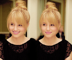 dianna agron and hair image