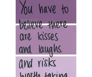 quote, kiss, and love image