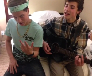 taylor caniff and shawn mendes image