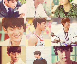 handsome, Minho, and smile image