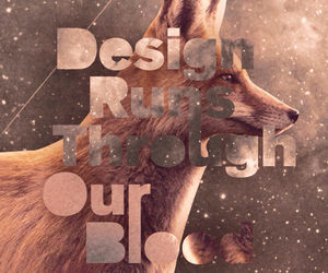 our, design, and fox image