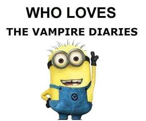 minions, pll, and pretty little liars image