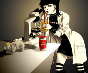 abby, graphic, and ncis image