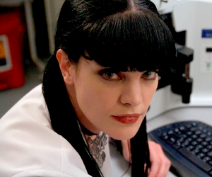 abby, ncis, and pauley perrette image