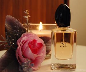 fragrance, perfume, and gorgio armani image