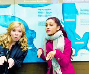 jennette mccurdy and ariana grande image