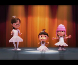 agnes, despicable me, and so cutee. image