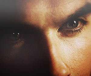 ian somerhalder, damon salvatore, and eyes image