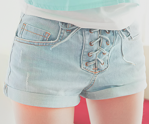 kfashion and shorts image