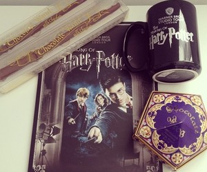cup and harry potter image