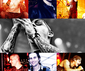 handsome and m shadows image