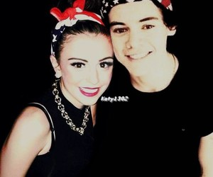charry, cher lloyd, and Harry Styles image