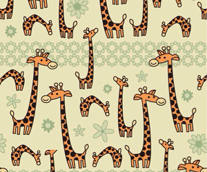 giraffe, wallpaper, and background image