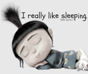 sleep and sleeping image