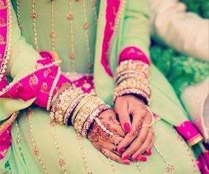 accessories, bridge, and henna image