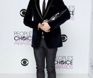 chris colfer, glee cast, and pca image