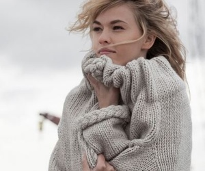 cold, fashion, and knitted image