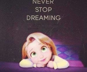 Dream, disney, and dreaming image