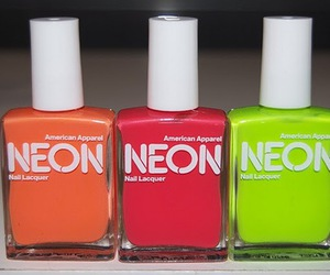 neon, fashion, and picture image