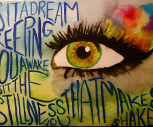 eye and quote image
