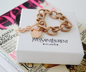 fashion, bracelet, and vogue image