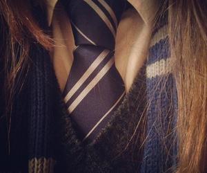 hogwarts, ravenclaw, and blue image
