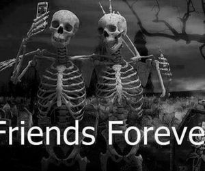 forever, true, and friends image