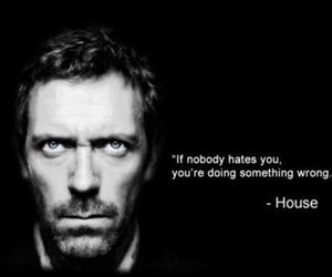 house, quotes, and hate image