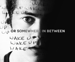 teen wolf, wake up, and stiles image